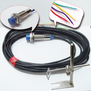 正反转传感器:通过双霍尔探头检测搅拌车的状态,防止非法卸料和压